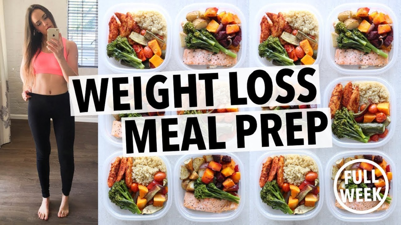 7 Days Weight Loss meal Plan