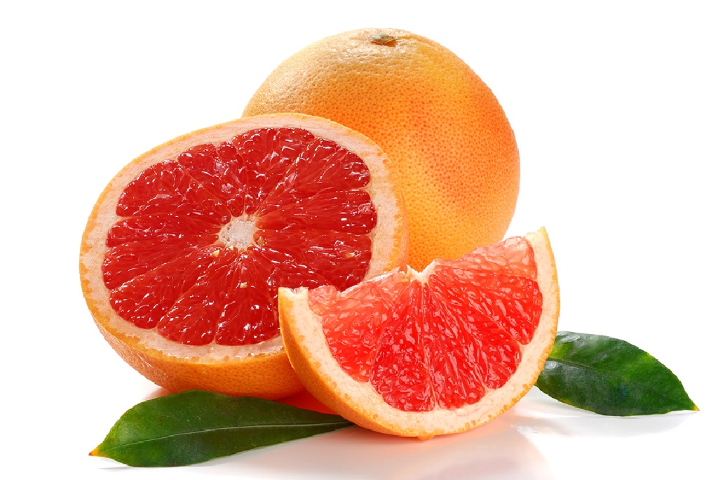 Best Healthy Snacks for Weight Loss - Grapefruit