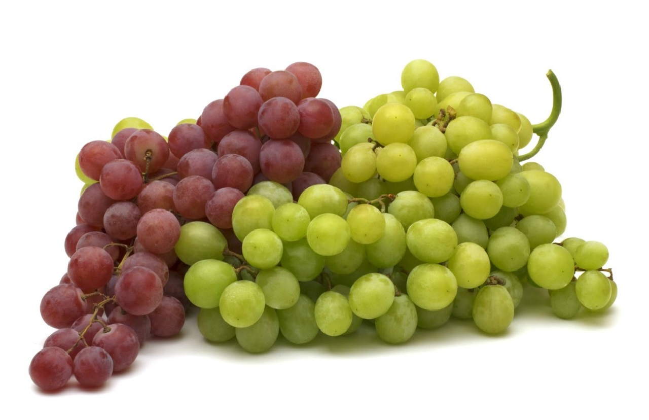 Best Healthy Snacks for Weight Loss - Grapes