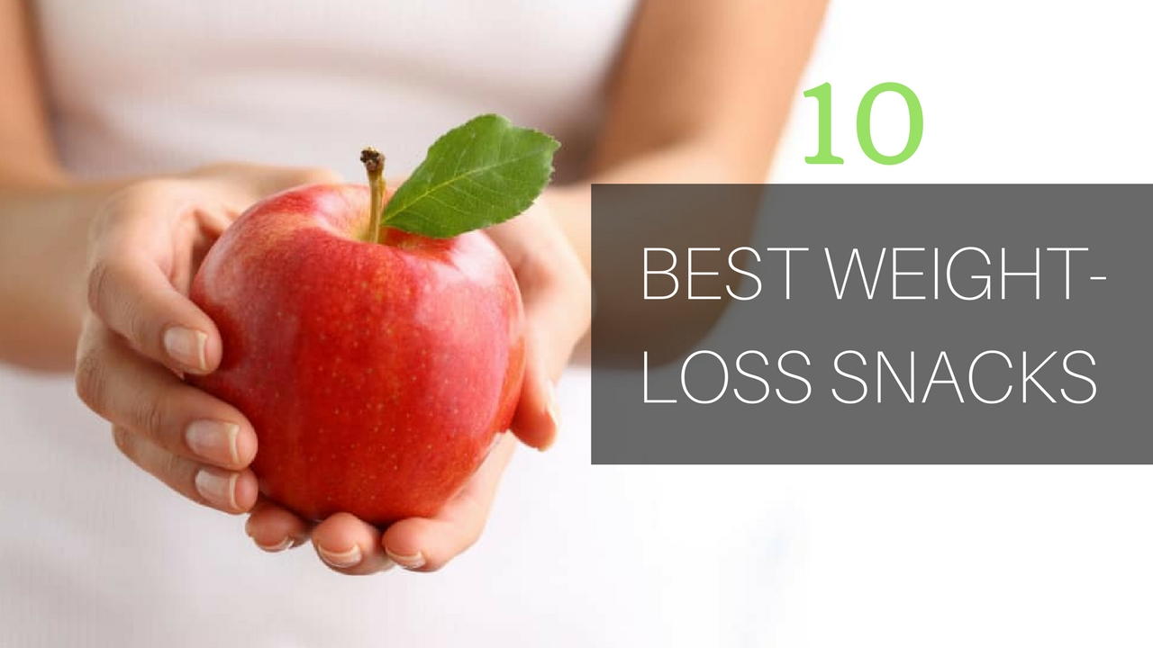 Best Healthy Snacks for Weight Loss