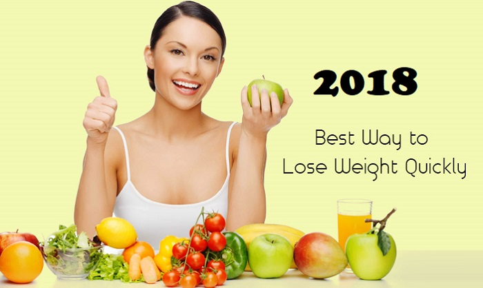 Best Way to Lose Weight in 2018