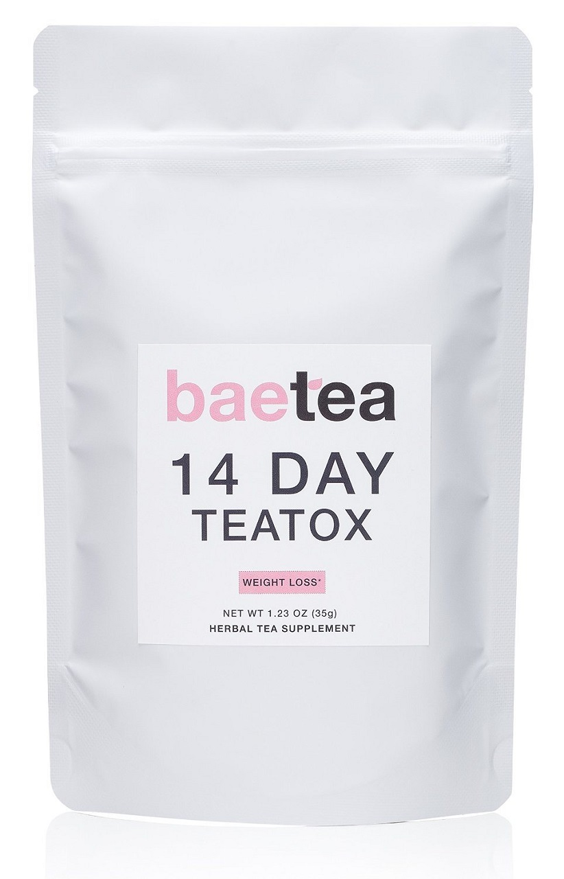 Best Weight Loss Tea Reviews - Baetea 14 Day Teatox