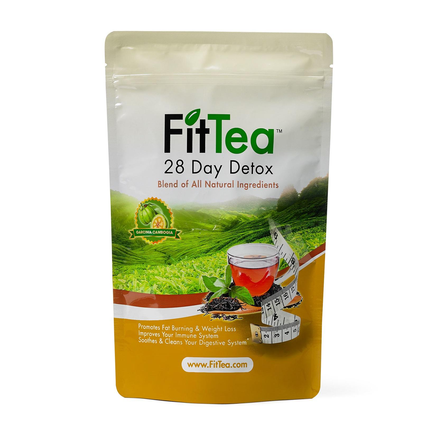 Best Weight Loss Tea Reviews - Fit Tea 28 Day Detox