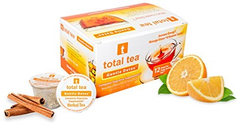Best Weight Loss Tea Reviews - Total Tea Gentle Detox Tea