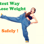 Fastest Way to Lose Weight Safely
