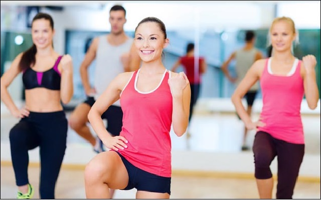 Fastest Way to Lose Weight Safely - Aerobics