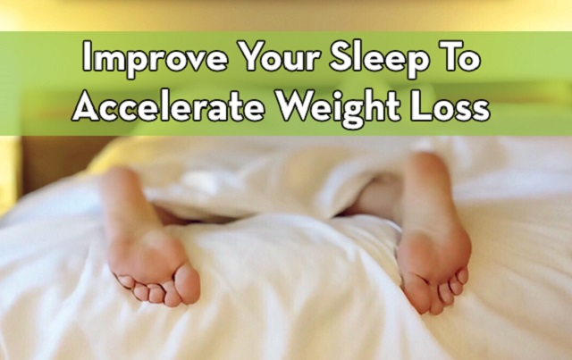 Fastest Way to Lose Weight Safely - Get Enough Rest