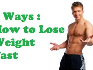 How to Lose Weight Fast - 5 Ways