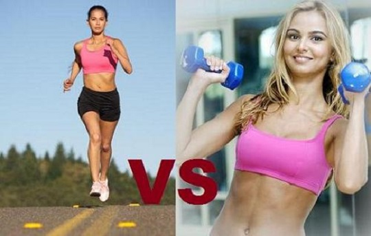Instant Weight Loss Tips - Cardio and Weight Lifting