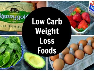 Low Carb Diet Foods