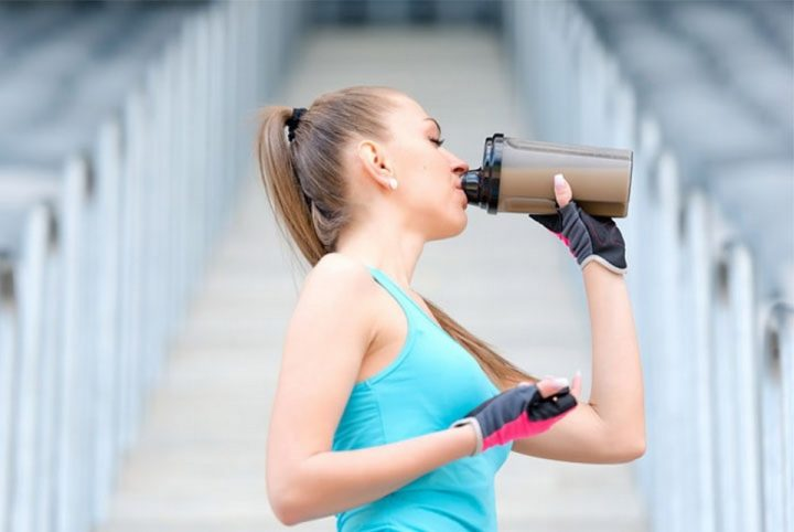 Weight Loss Drinks - Whey Protein