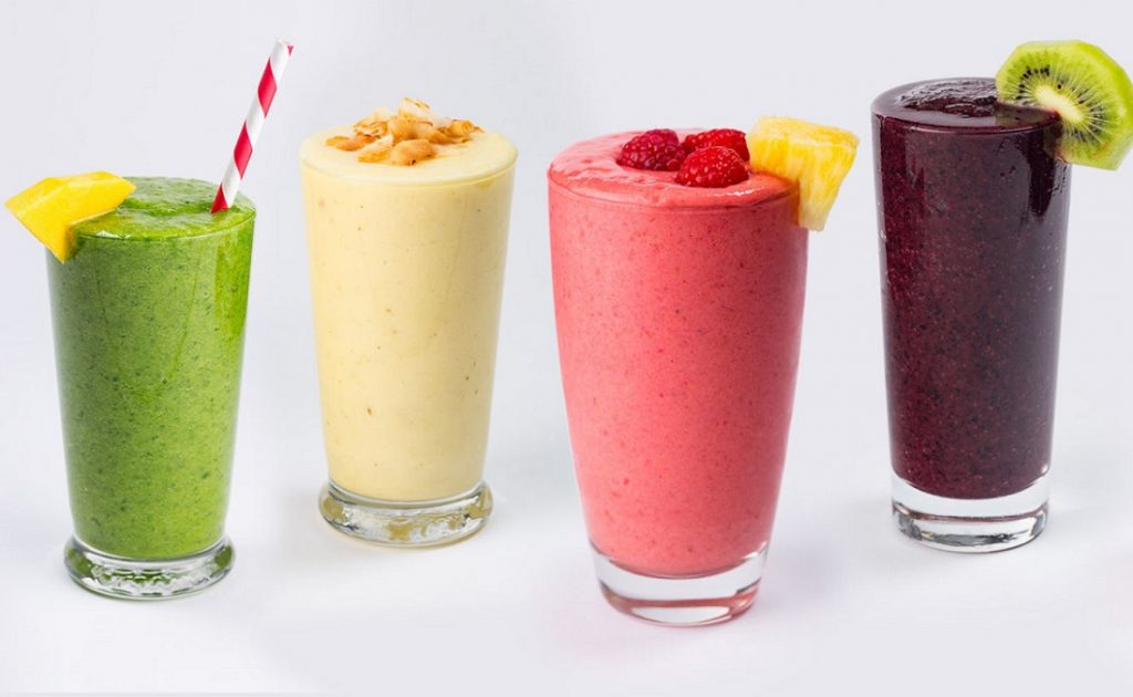 Weight Loss Meal Plan - Drink Smoothies