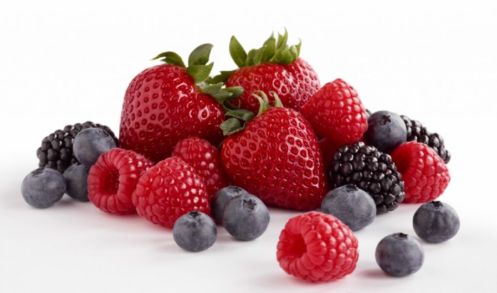 Weight Loss Meal Plan - Eat More Berries