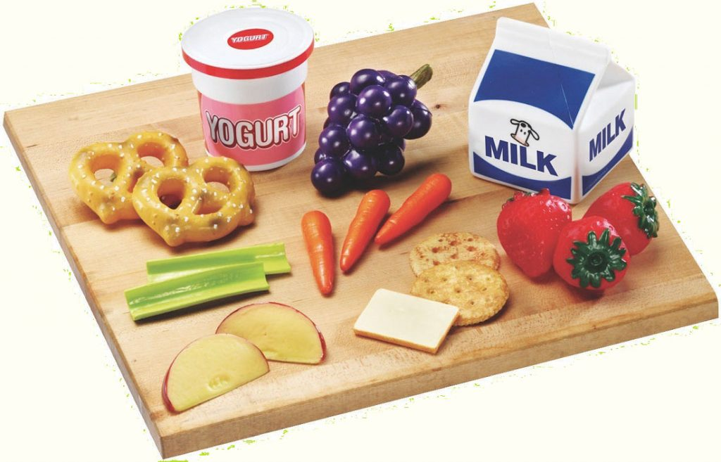 Weight Loss Meal Plan - Healthy Snacks