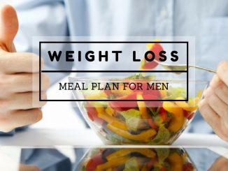 Weight Loss Meal Plan for Men