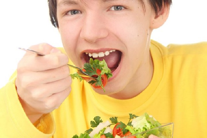 Weight Loss Tips for Boys - Eat Healthily