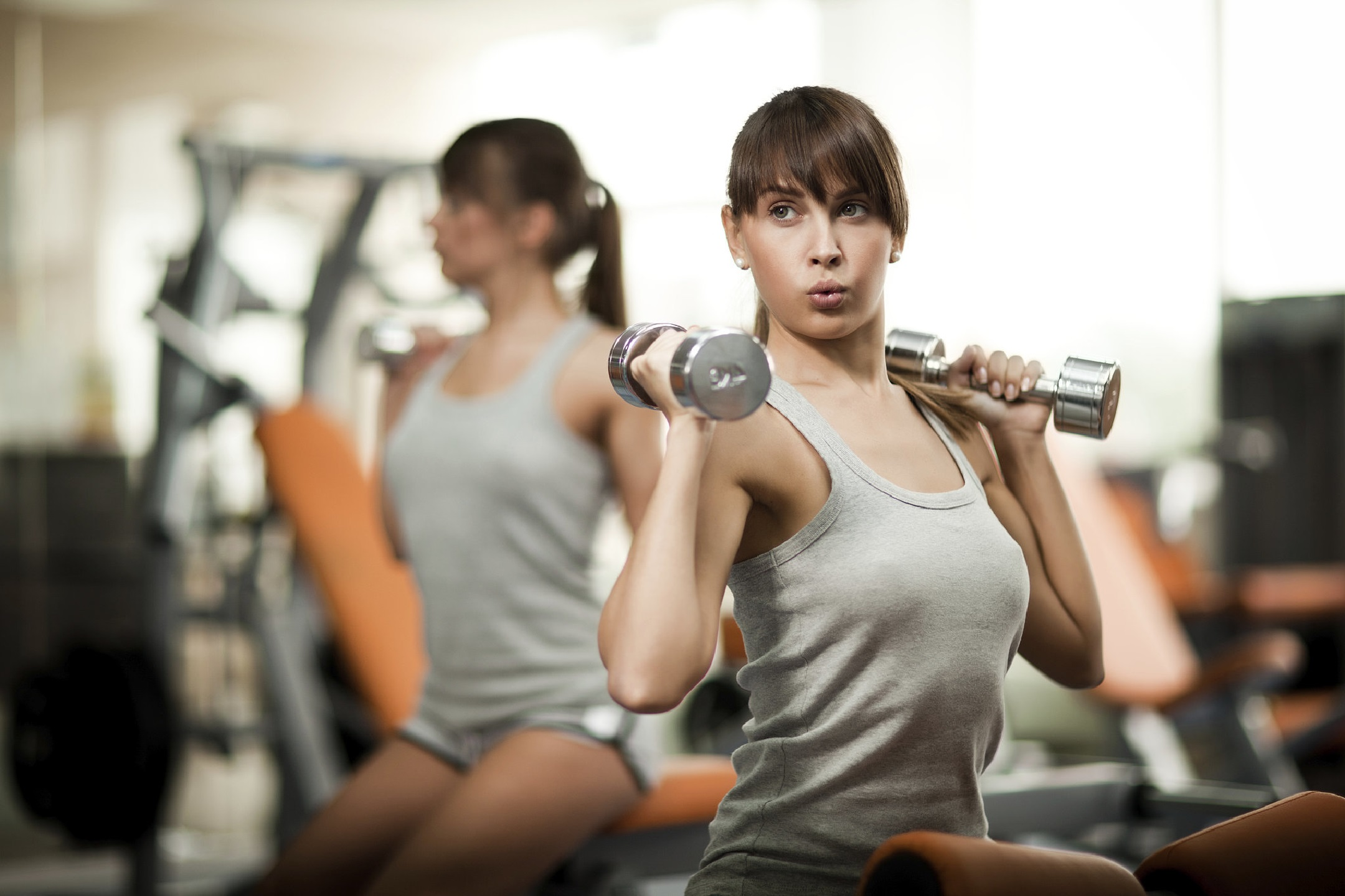 how to lose weight fast in a month - weight lifting