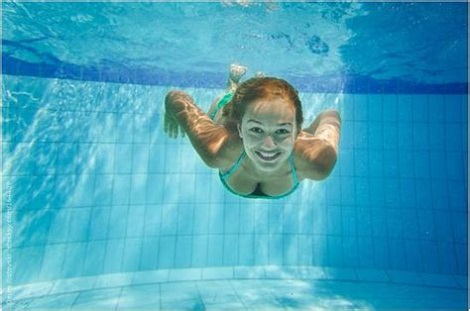 Workouts to Lose Weight – Swimming