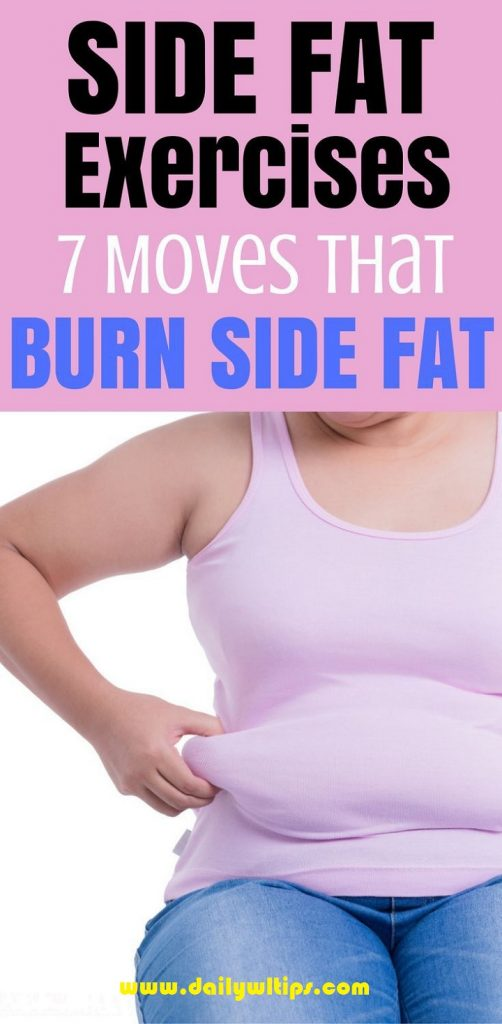 Best Exercises for Side Fat Burning at Home