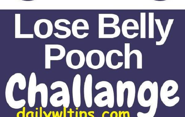 Best Workouts to Loose Belly Pooch 30 Days
