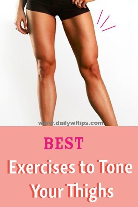 Exercises to Reduce Thigh Fat Fast