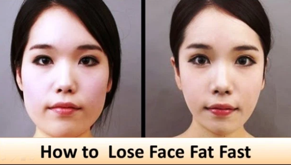 How to Lose Face Fat Fast