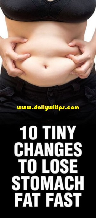 Lose Belly Fat Faster Simple