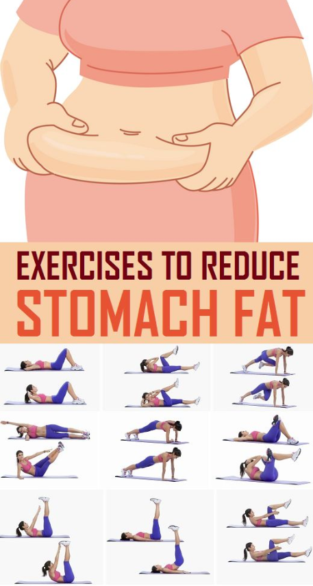 Lower Belly Fat Burn No Equipment